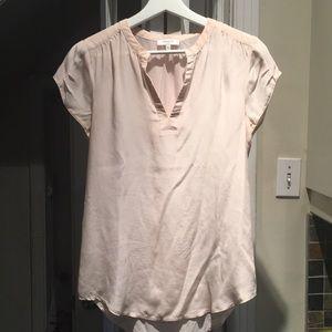 Babaton pink blouse size XS/S